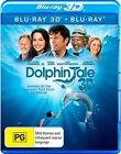 Dolphin Tale (Blu-ray, 2012, 2-Disc Set)