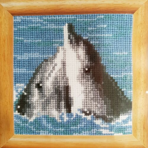 Vervaco Delfín Amor puntada cruzada contada Kit 2002//45 .392