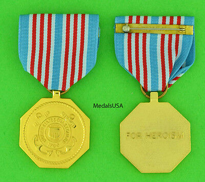 USCG USM31 Full size made in the USA Coast Guard Medal