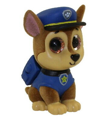 2 inch 2018 TY Beanie Boos Mini Boos Hand Painted Paw Patrol Figure CHASE