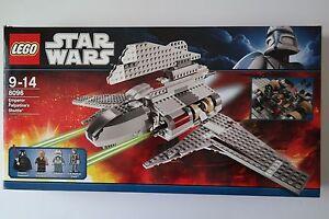 Lego-star-wars-8096-Emperor-Palpatine-039-s-Navette-avec-Instructions-de-Montage-et-NEUF-dans-sa
