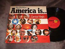 Derric Johnson's Re' Generation, America is....