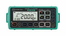 Kewry Electric Solar Power System Comprehensive Tester Kew 6024pv