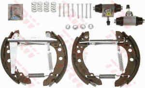 TRW-Rear-Brake-Shoes-Set-GSK1501-BRAND-NEW-GENUINE-5-YEAR-WARRANTY