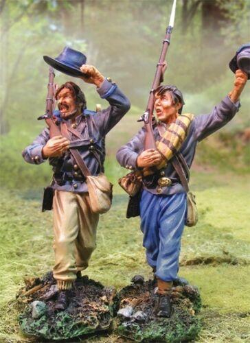 THE COLLECTORS SHOWCASE CIVIL WAR CONFEDERATE CS00535 NO.1 CSA WAVING MIB