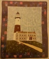 Montauk Point Lighthouse Quilt Pattern Country Quilter