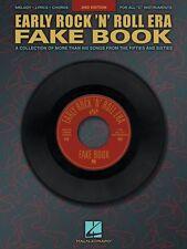 Early Rock'N'Roll Era Fake Book Sheet Music Real Book Fake Book NEW 000240167