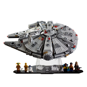 falcon flight lego star wars
