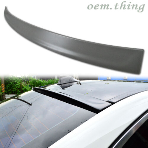 BMW 5SERIES F10 Saloon 3D Type Rear Roof Spoiler 550i 528i M5 535d 2016 NEW ABS
