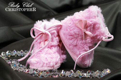 Bébé filles premier landau chaussures occasion fête de noël taille 0-12 mois 2 ans