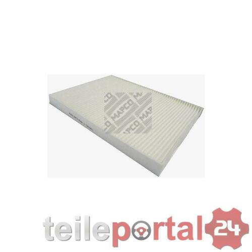 Filtro interior aire polen filtro adecuado para VW Polo 6n1 6n2 6k