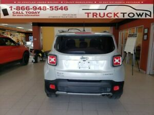 2015 Jeep Renegade 4WD Limited | Nav | HTD Leather | Remote Start