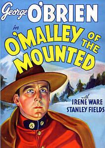 O-MALLEY-OF-THE-MOUNTED-O-MALLEY-OF-THE-MOUNTED-DVD-NEW