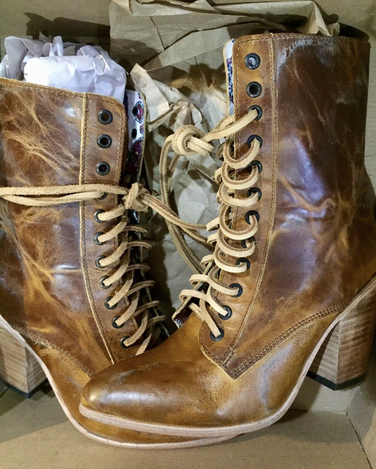 Freebird by Steven REBEL ANKLE  BOOTS SIDE NEW ZIPPER NEW SIDE MSRP  295.00 0e5c85