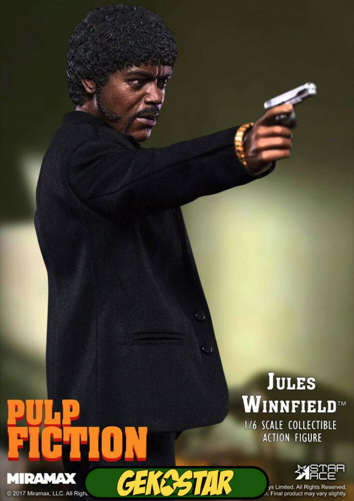 Jules Winnfield Winnfield Winnfield - Pulp Fiction Action Figure 019c48