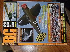 µµ RC Pilot n°53 Plan encarté Morane Type L / P47 Razorback GeeBee Y Pixel 2