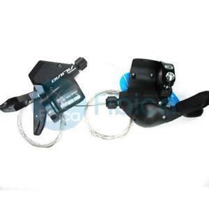 New-Shimano-Alivio-Shifter-Levers-SL-M430-Set-9x3speeds