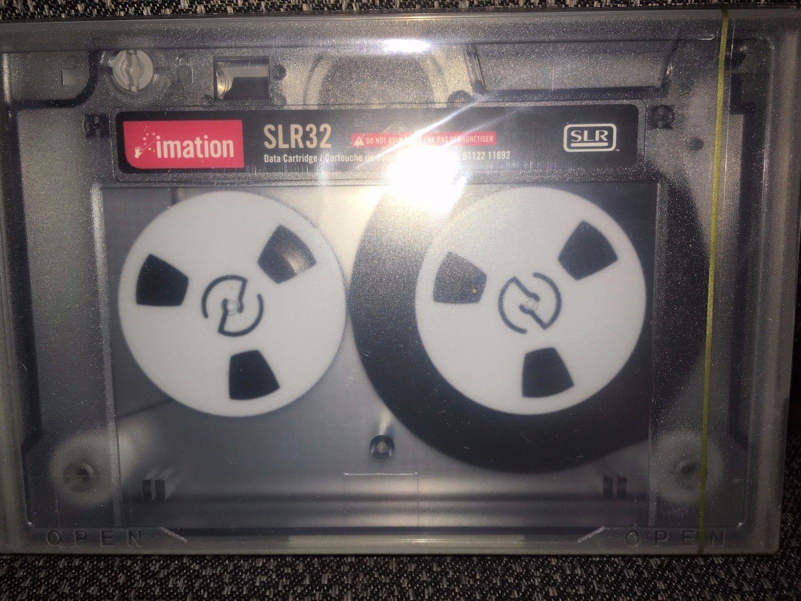 New Imation SLR32 16GB//32GB Data Tape Cartridge 11892  super fast shipping NEW