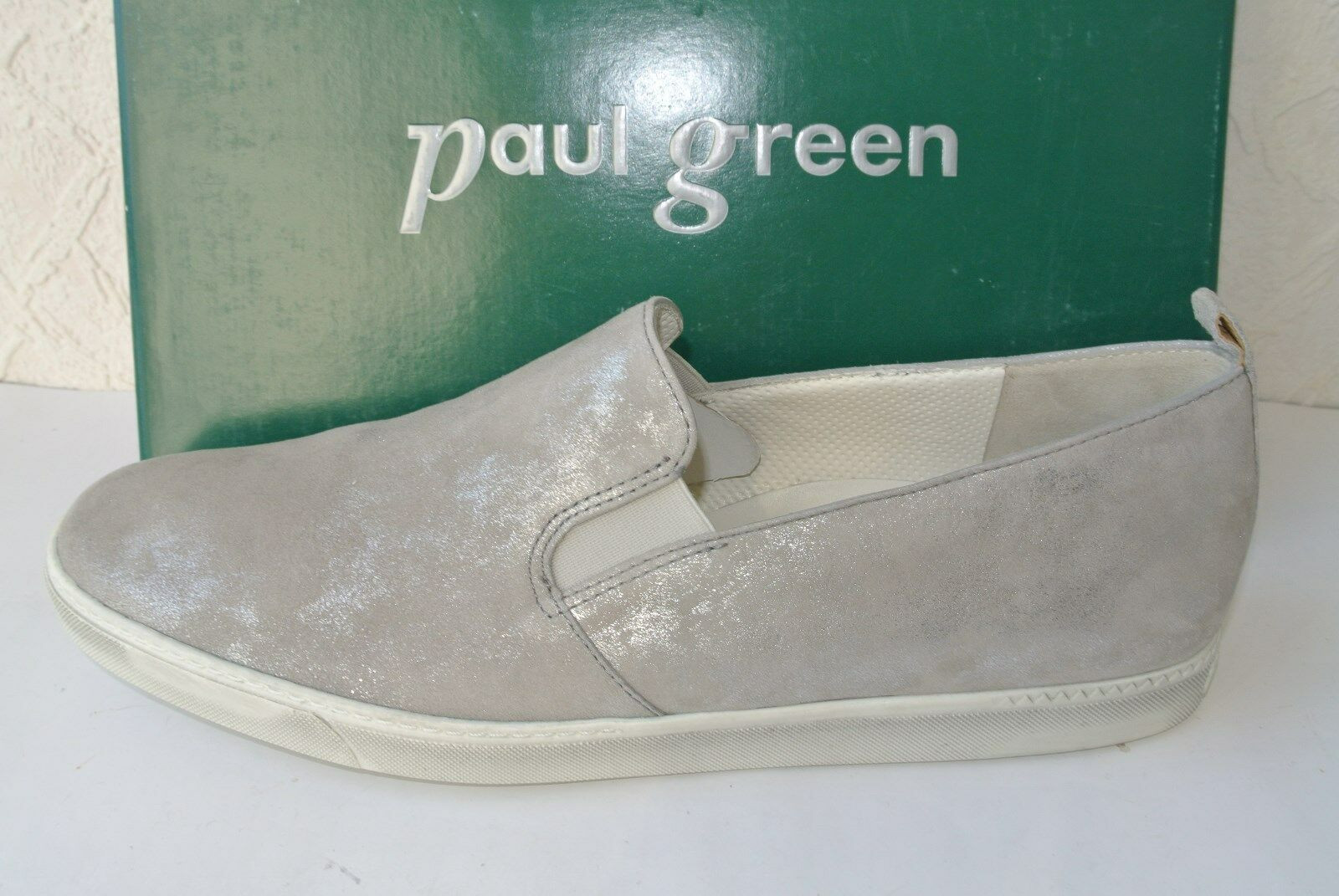 Paul Grün  Qualität Damen Damen Damen Slipper  Gr.6+7,5=39+41 Art. 420 7f2e3d