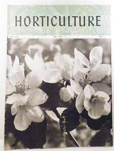Horticulture-Magazine-May-1948-Rock-Garden-Gladiolus-Clematis-Aster
