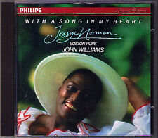 Jessye Norman John Williams with a Song In My Heart CD COLE PORTER I love Parigi