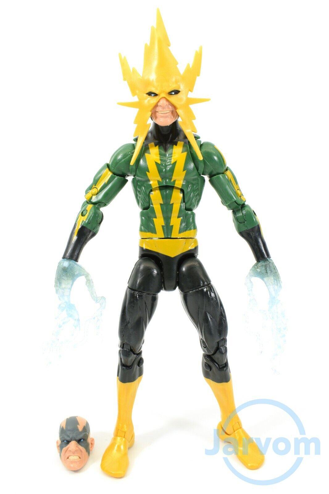 Marvel Legends 6  pouces Espace Venom BAF Wave Spider-Man Electro Loose complet