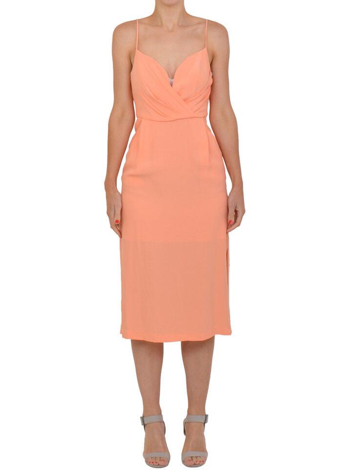 WISH Brand Melon Avaleen Dress Size 8 BNWT  TE67