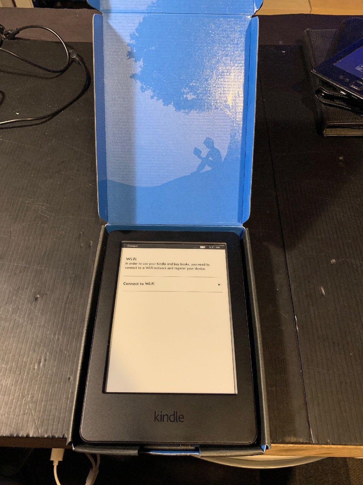 Amazon Kindle (5th Generation) 2GB, Wi-Fi, 6in - Black