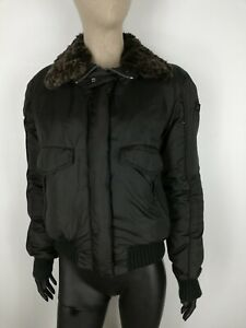 PEUTEREY-Cappotto-Giubbotto-Giubbino-Jacket-Coat-Giacca-Tg-46-Donna-Woman-C