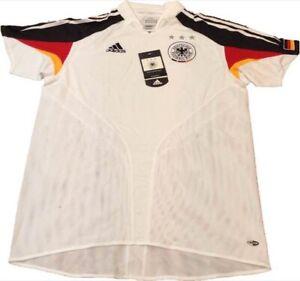 Adidas Deutschland DFB Trikot HOME Saison 2004 - KIDS-Größen