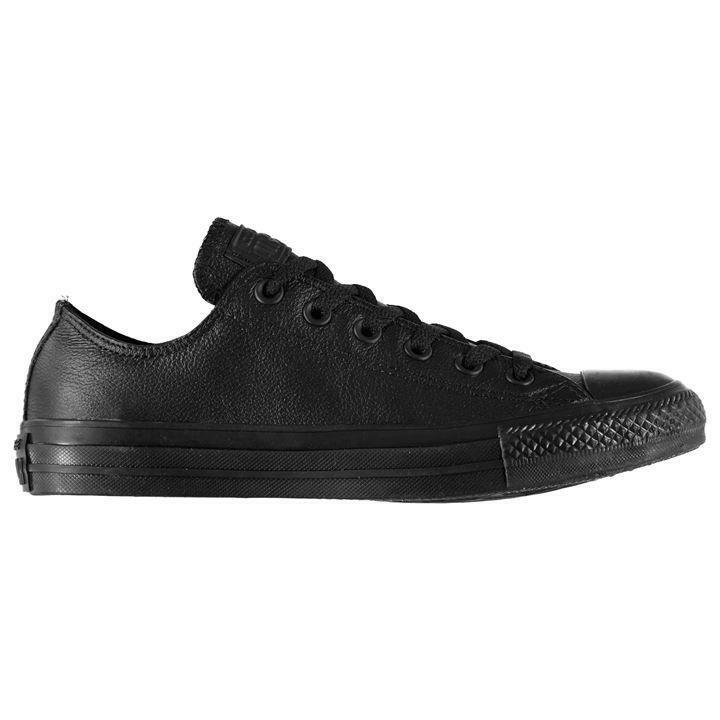 Converse All Star Mono Ox Leather Trainers Ladies UK 5.5 US 7.5 EUR 38 2191