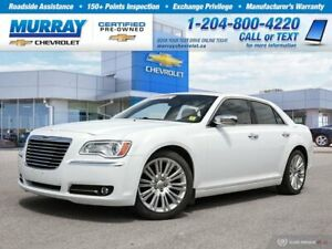 2012 Chrysler 300 Limited RWD * Htd Leather Seats * Pano Sunroof * 8.4 Navi