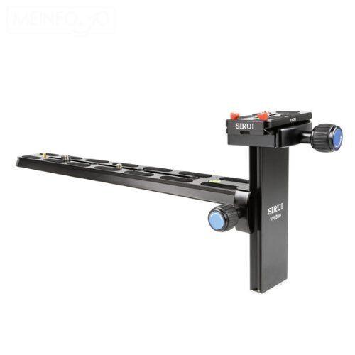 video Brazo Sirui VH-350 compatible con lentes grandes