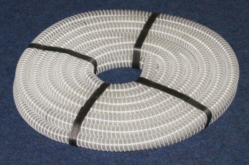 Ventouse-Pression-Spiralschlauch Vide Tuyau Pur 3 M GRAVE D/'exécution
