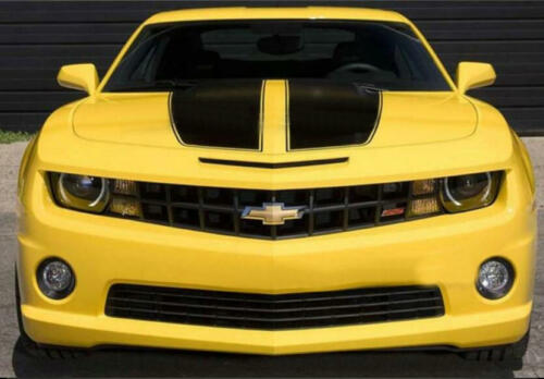 Graphic Vinyl Straps Sticker Racing Stripe Decal Front/&Rear For Chevrolet Camaro