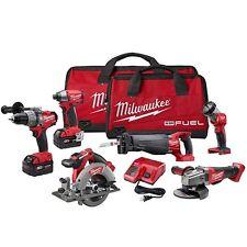 Milwaukee 2796-26 M18 FUEL™ Lithium-Ion 6-Tool Combo Kit