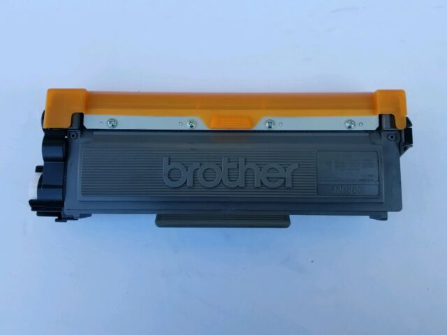 Genuine Brother TN-660 High Yield Black Toner Cartridge No box Free Shipping