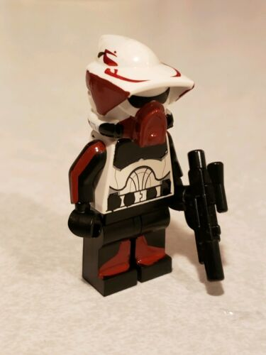 Lego Star Wars Custom  Trapper ARF Commander Clone Wars Trooper