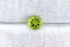 ONE 6mm Brilliant Round Peridot Natural San Carlos Arizona AAA Gemstone Gem