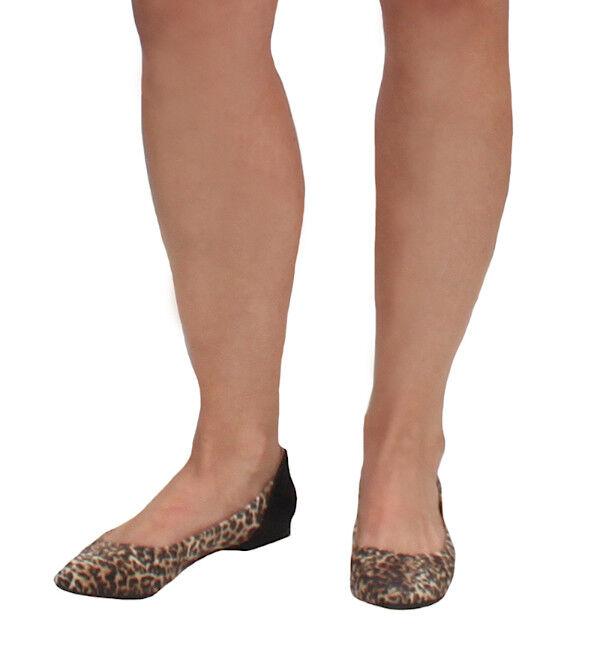 Neuaura Lara Flat in Leopard Size 6 & 10 Available