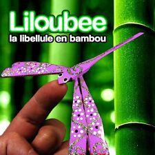 lot pas cher pour marché aux puces 100 Libellules bambou