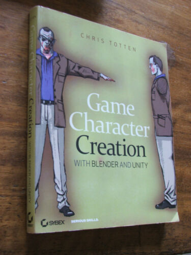 1 of 1 - Game Character Creation with Blender and Unity by Chris Totten (Paperback, 2012)