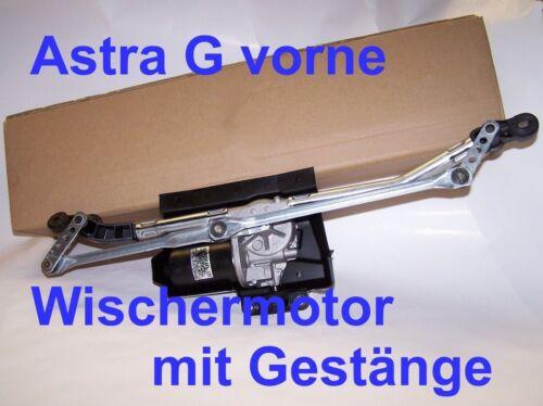 Coupe Gestänge vorn Astra G CC Wischermotor Wischer Motor Kombi Neuware