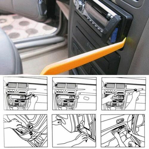 Car Installer Plastic Removal Pry Tool Kit For Panel Dash Stereo Radio