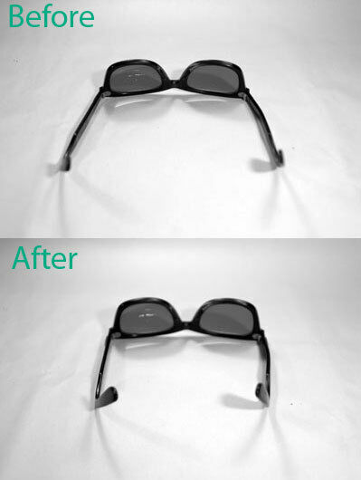 Plastic Eyeglass Frame Repair Kit Ray Ban Wayfarer Stretched Frames ...