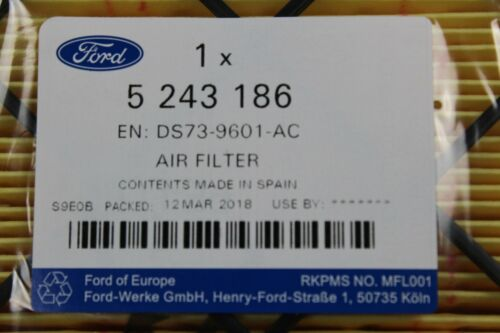 Galaxy 53333222 Original Filterkit 2,0 S-Max 2,5 Benzinmotor Ford Mondeo