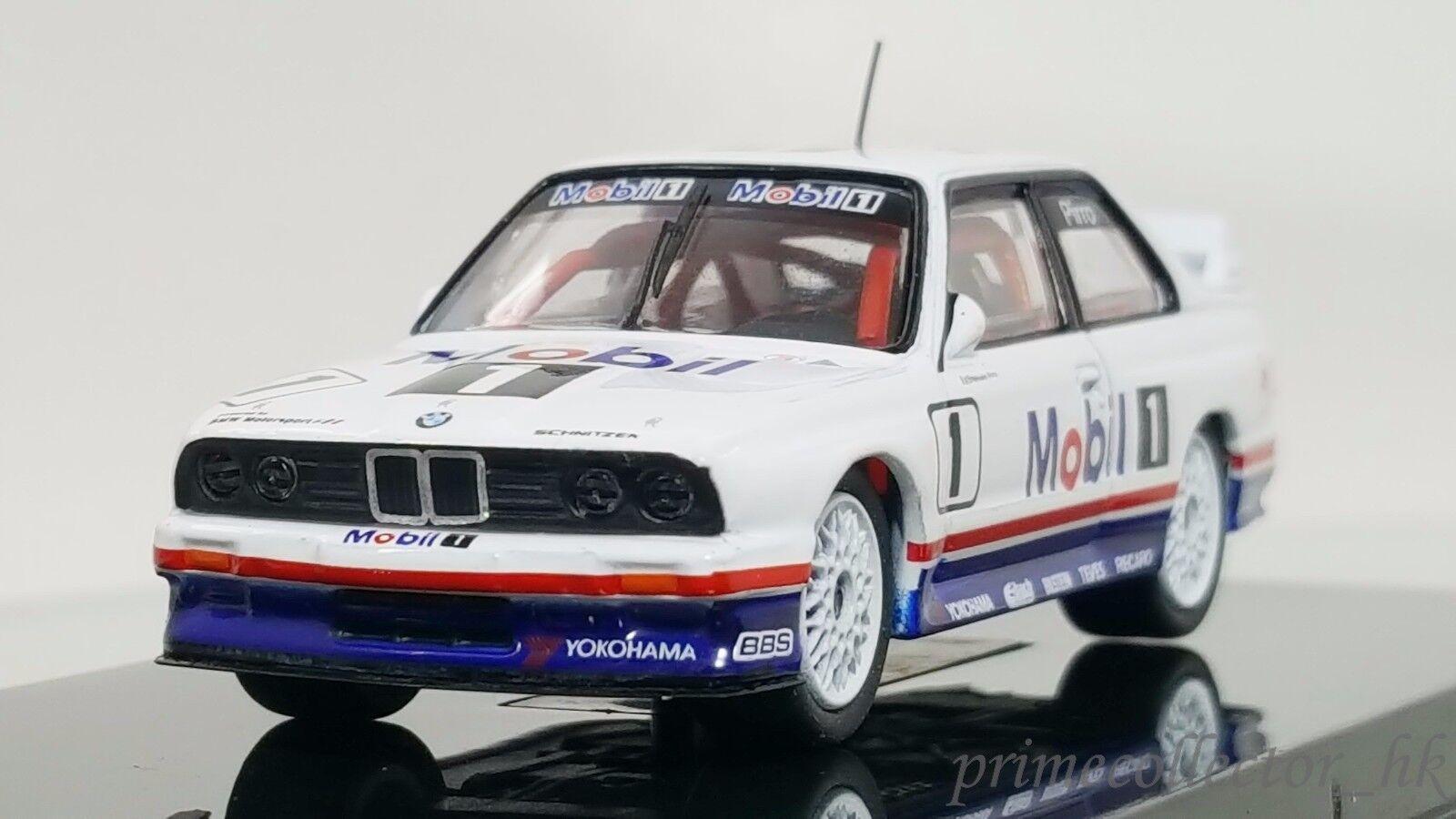 TARMAC arbetar 1 64 BMW M3 E30 Evo 1992 bilen T64 -009 -92MAC