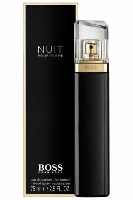 Suche nach Beamten Modern und elegant in der Mode Wert für Geld S0511967profumo Donna Nuit Hugo Boss EDP Capacità 75 Ml