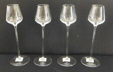 22.5 oz - Set of 4 Premium Sommelier Bourgogne Balloon Wine Glasses Lead Free