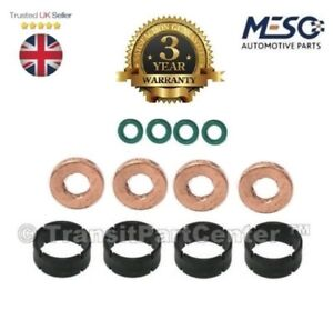 a set of o e injector seal washer o ring ford fiesta. Black Bedroom Furniture Sets. Home Design Ideas